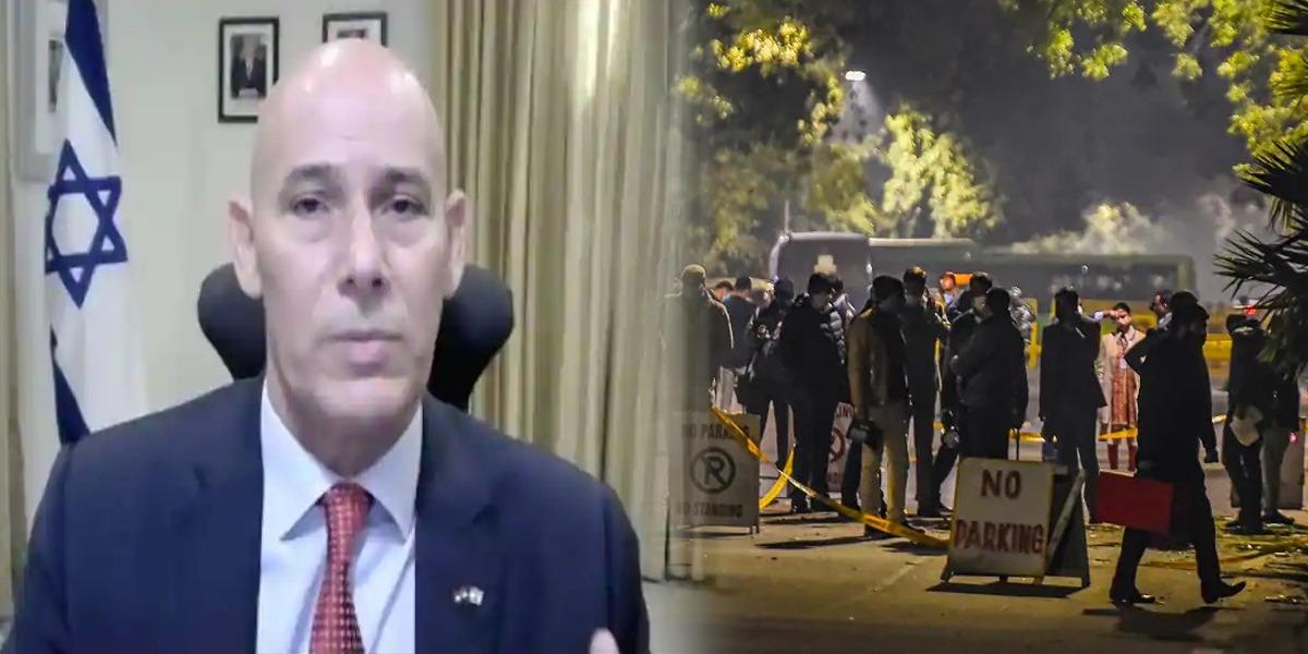 Israeli Embassy In Delhi Was Already On High Alert Before Blast: Envoy