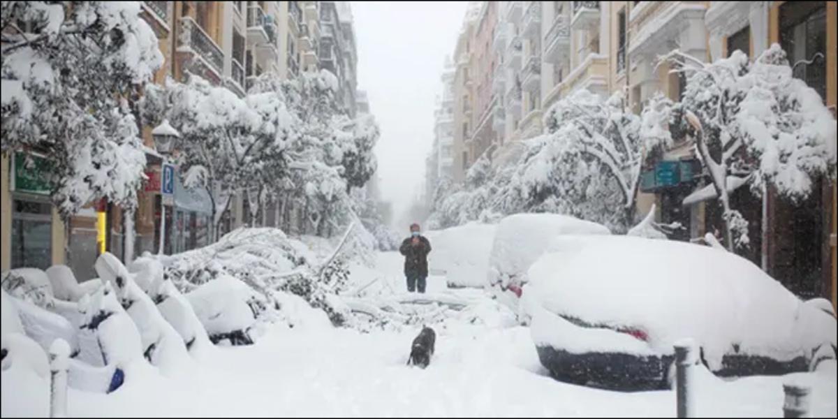 Storm Filomena kills Four, Traps Multiple In Spain