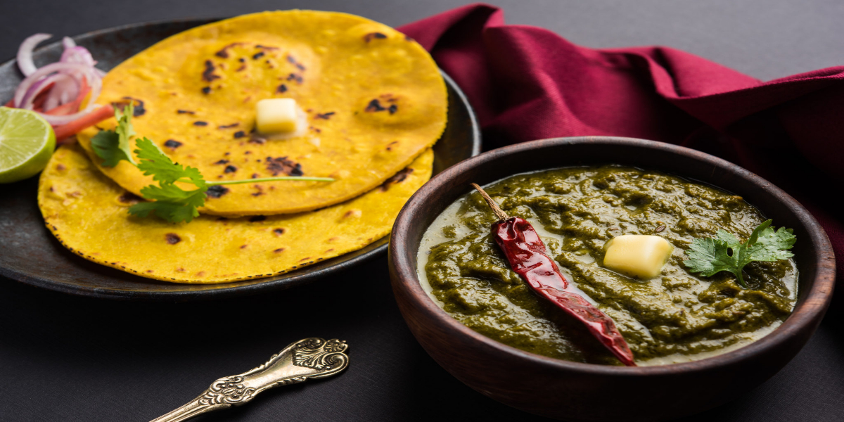 Sarson Ka Saag: This Yummy Recipe Is Fit For Your Winter Diet