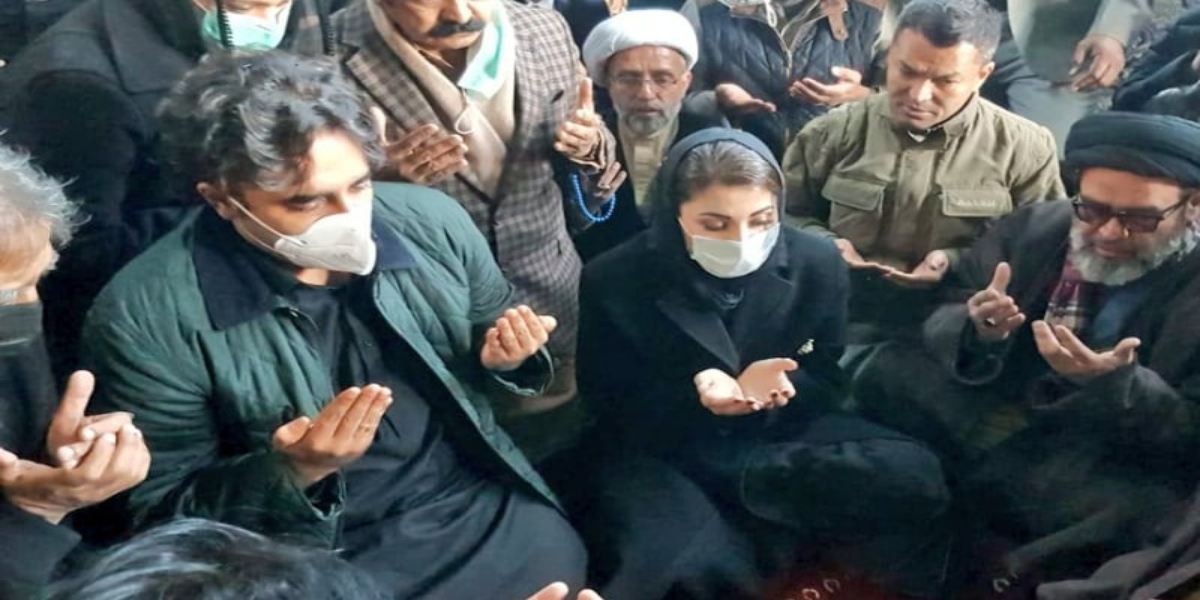 Bilawal Bhutto Zardari and PML-N Vice President Maryam Nawaz expressed solidarity with the Hazara community protesters in Quetta