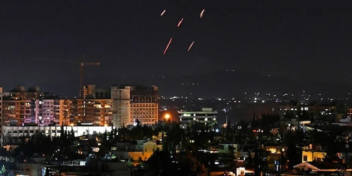 Israel's Worst Air Strike On Syria Kills 57