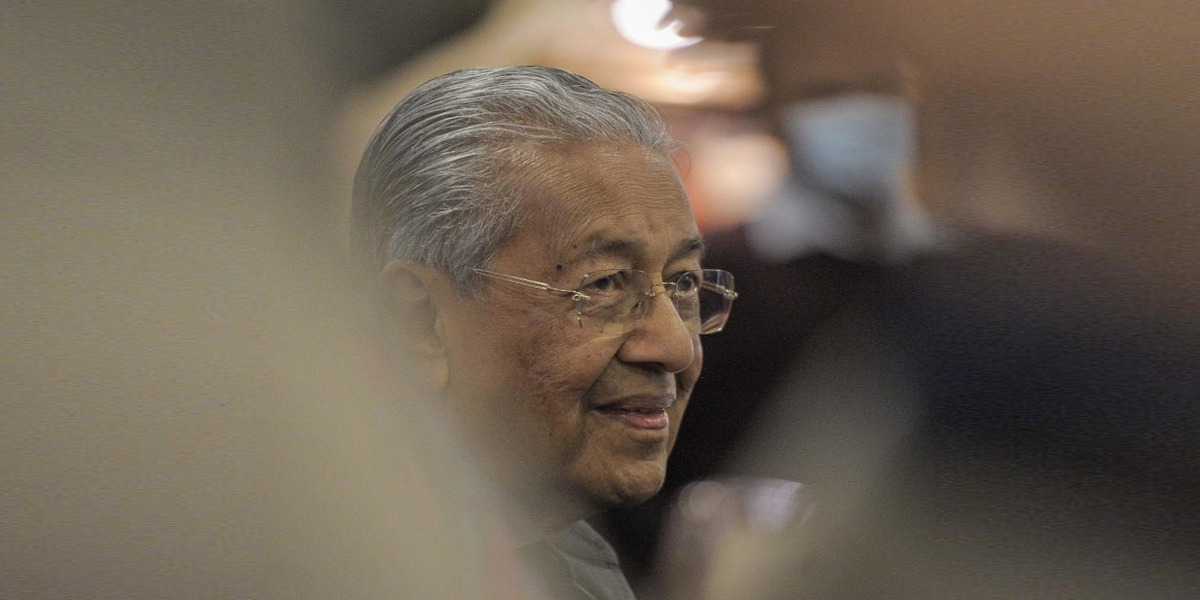 Mahathir Mohamad Claps Back At Being Named On Extremist List