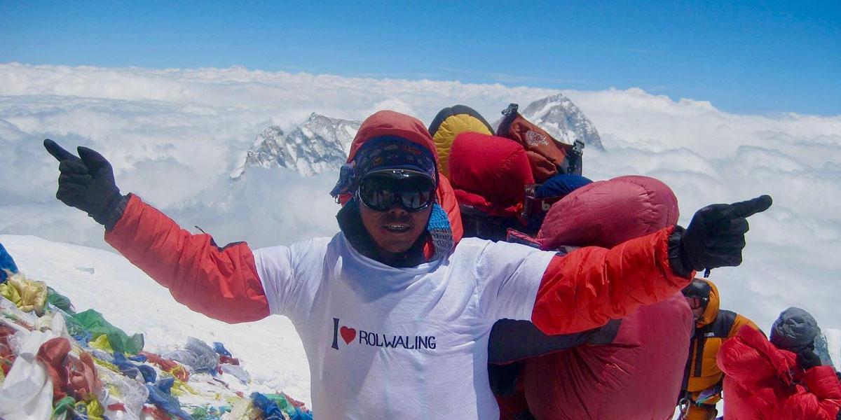 Nepali Climbers Make History By Climbing K2 In Winter