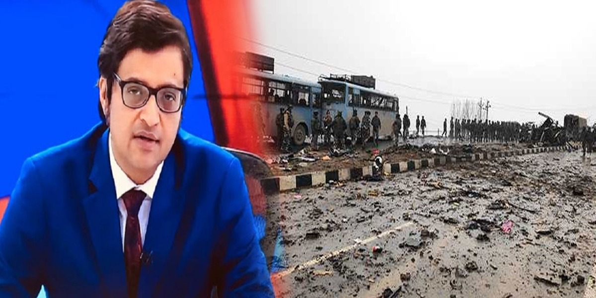 India's Propaganda Exposed In Arnab Goswami's Leaked WhatsApp Chat