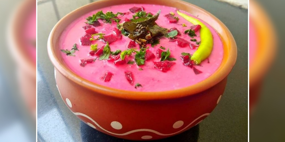 Beetroot Raita: Carve Your Cravings With This Side Dish