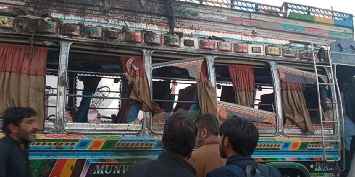 Quetta: 4 Injured In Blast On Sariab Road