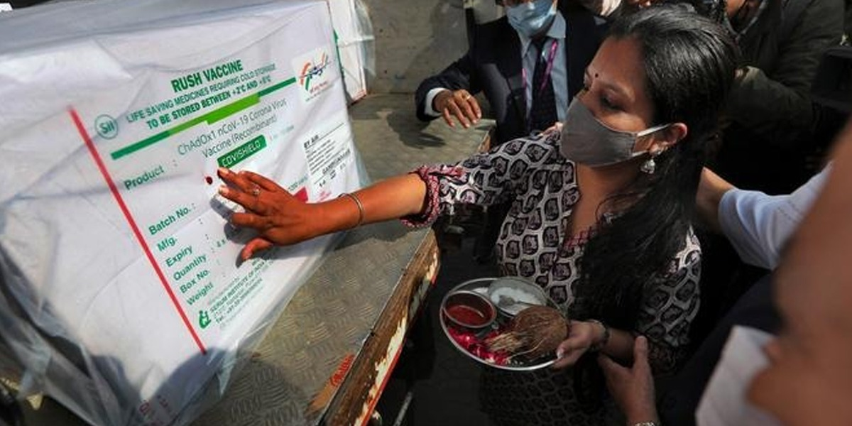 India: Hundreds Affected By COVID-19 Vaccine Side Effects
