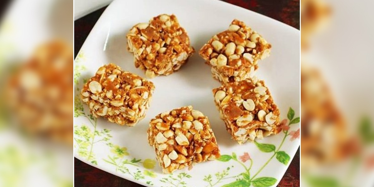How To Make Delicious Peanut Chikki At Home