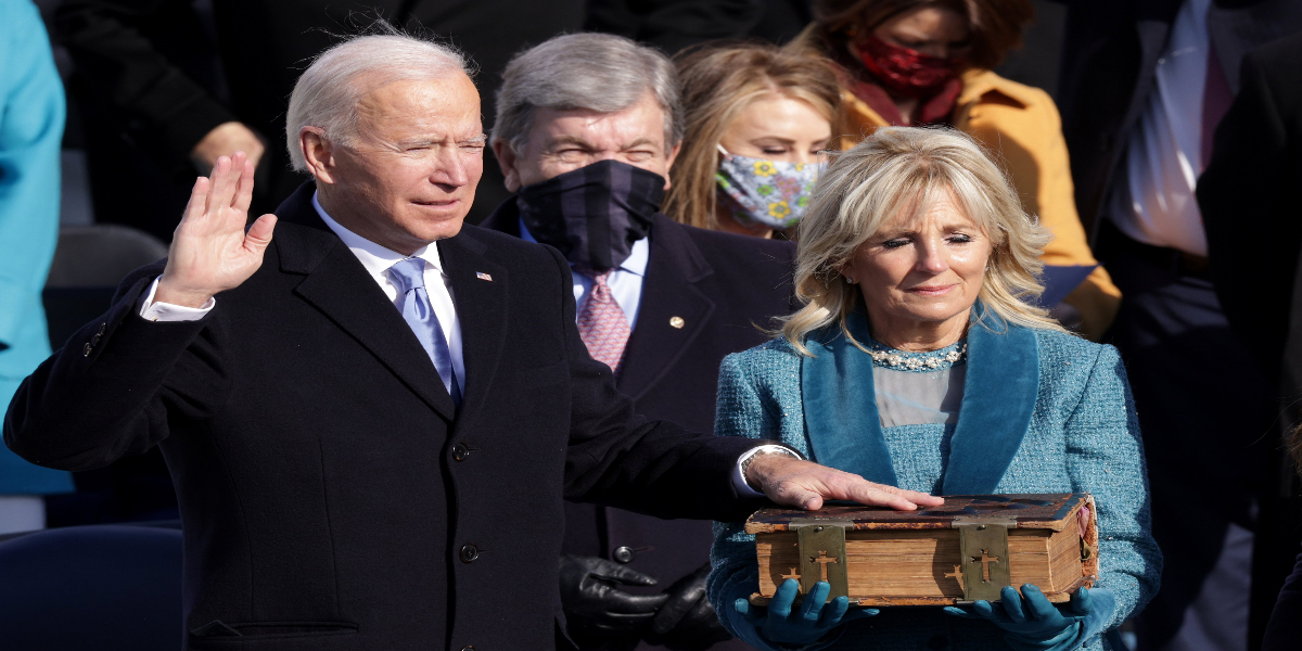Presidential Inauguration: Biden Sworn In As 46th President of US