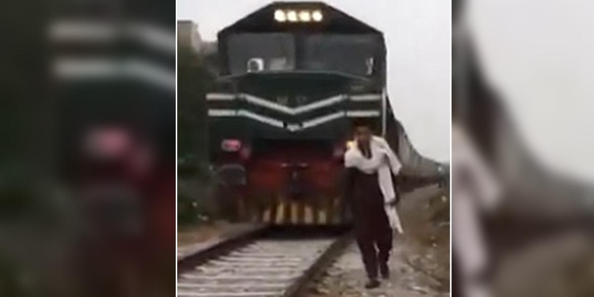 Rawalpindi: Man Killed While Making TikTok Video On Railway Track