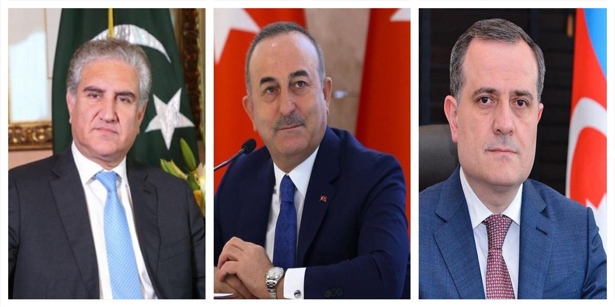 Trilateral Talks To Be Held Between Pakistan, Turkey & Azerbaijan Tomorrow