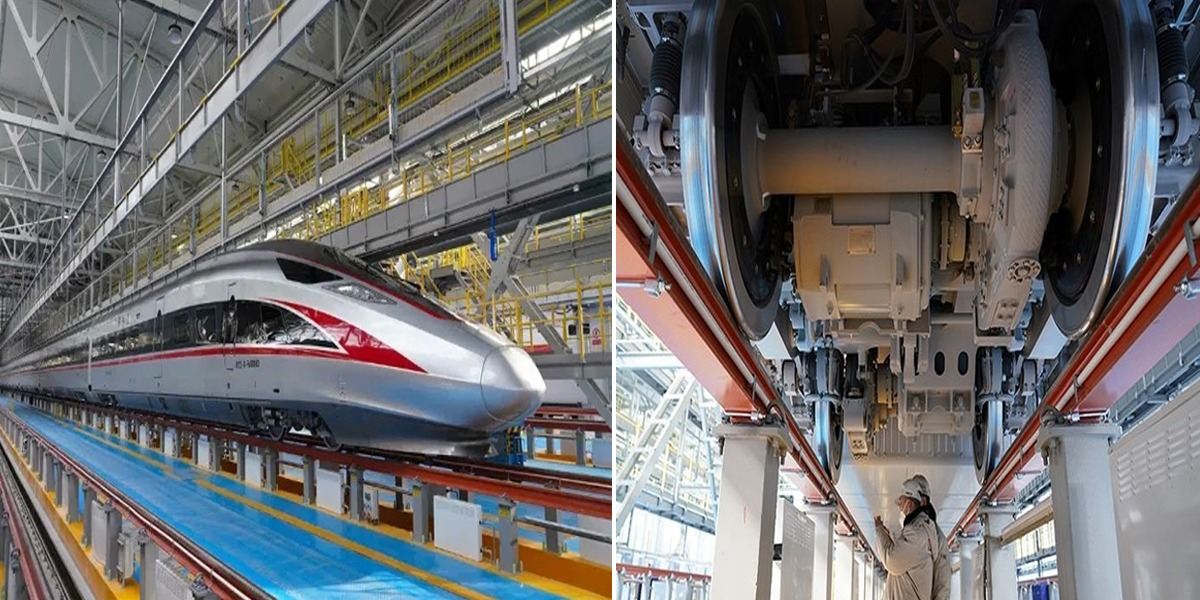 China's High-Speed Bullet Train Can Operate In Freezing Temperature