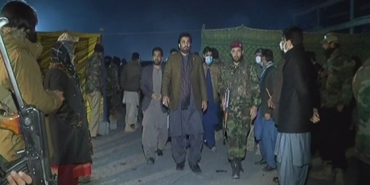 Hazara protest