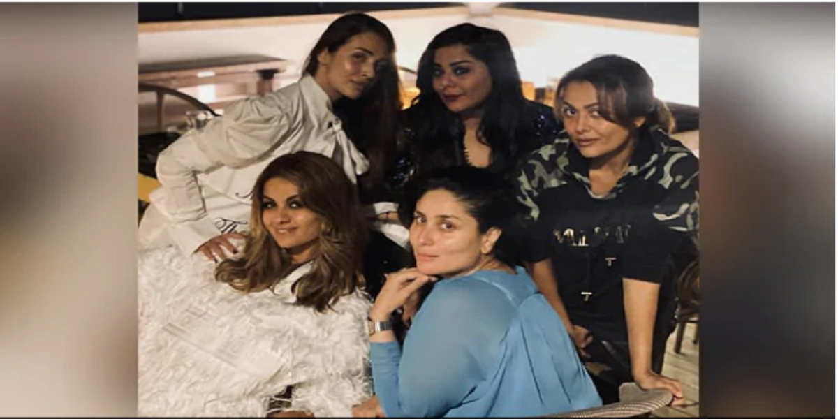 Kareena Kapoor Karishma Kapoor Malaika Arora