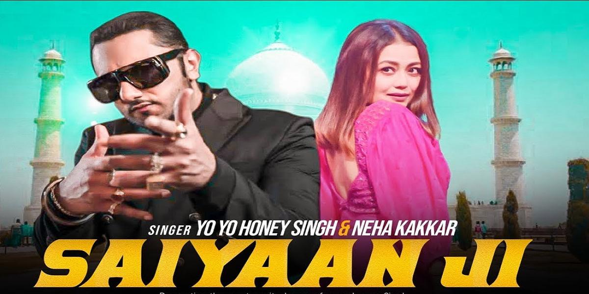 Saiyaan Ji Honey Singh Neha Kakkar