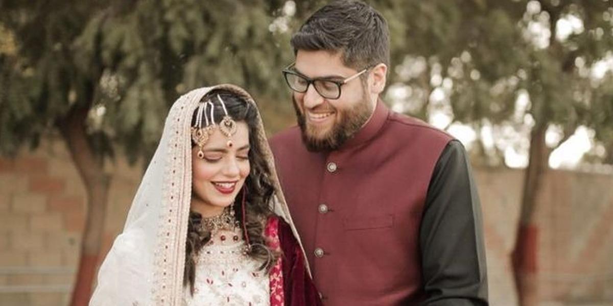 Srha Asghar disclosed how she met her husband 'Omar Murtaza'
