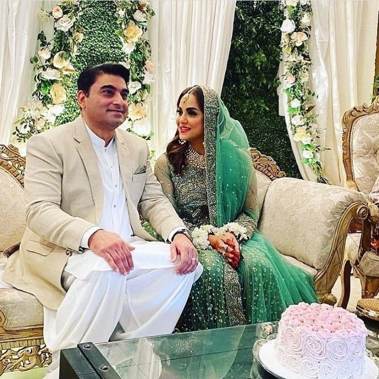 How many times did Nadia Khan get married? - BOL News