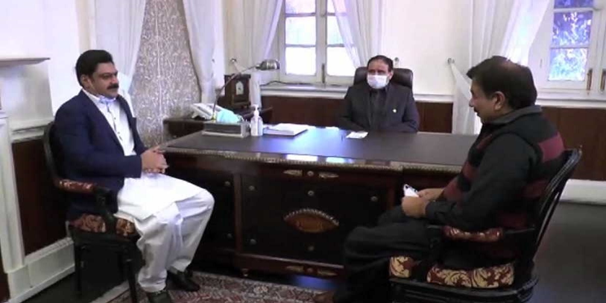 CM Punjab Usman Buzdar