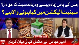 Tabdeeli with Ameer Abbas Complete Episode 7th February 2021