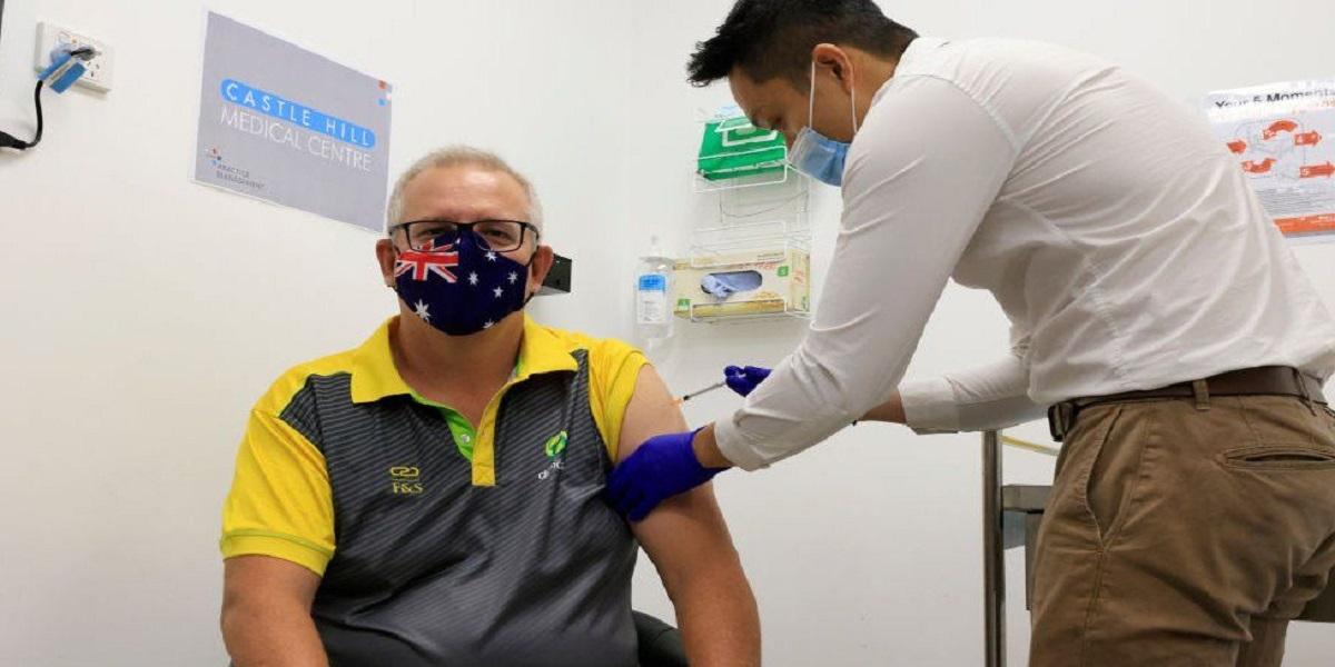 Australian PM coronavirus vaccine
