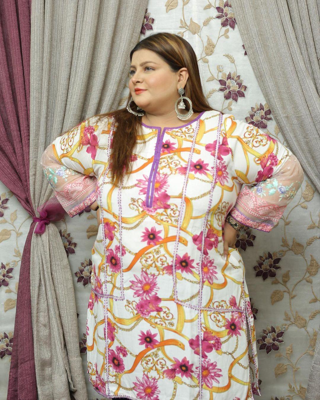 TikTok star Aleena Fatima