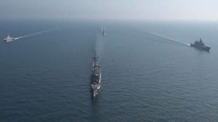 Pak Navy Sri Lanka naval forces