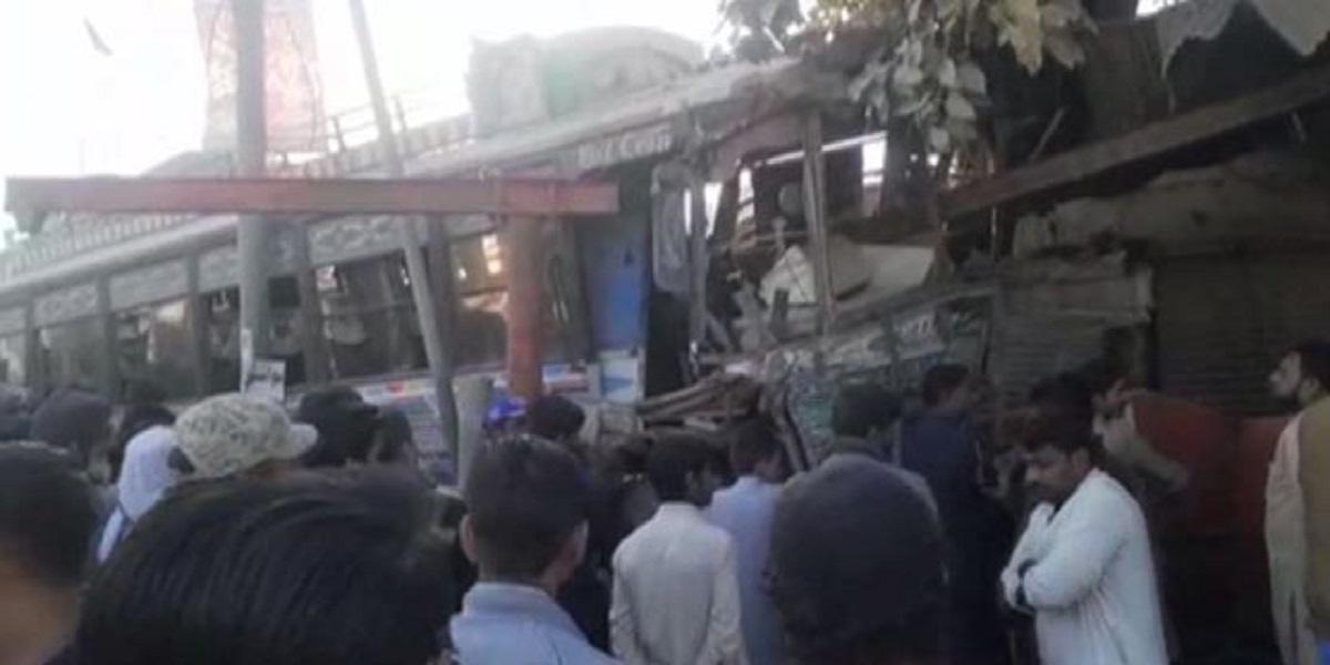 Motorcyclists killed in Karachi