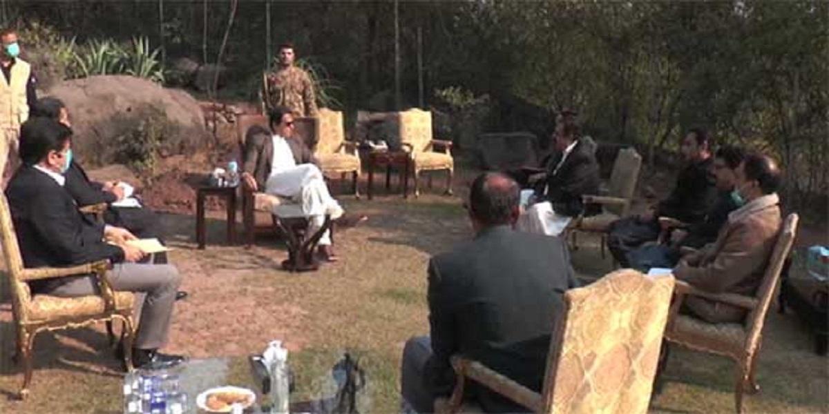 Imran Khan parliamentarians