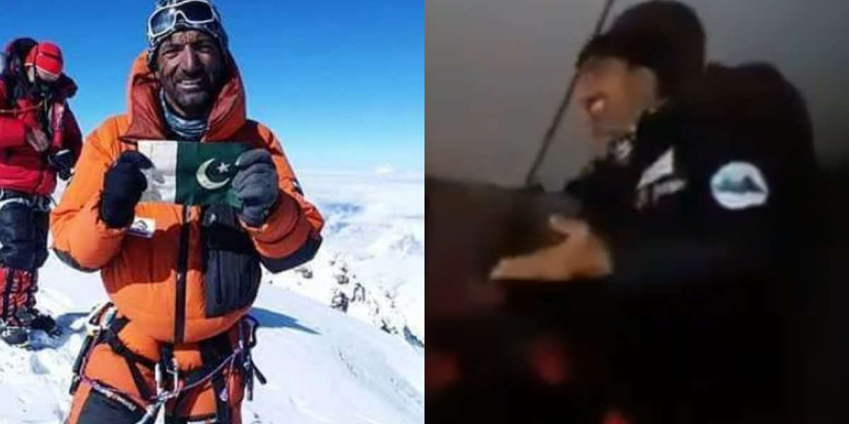 Ali Sadpara video