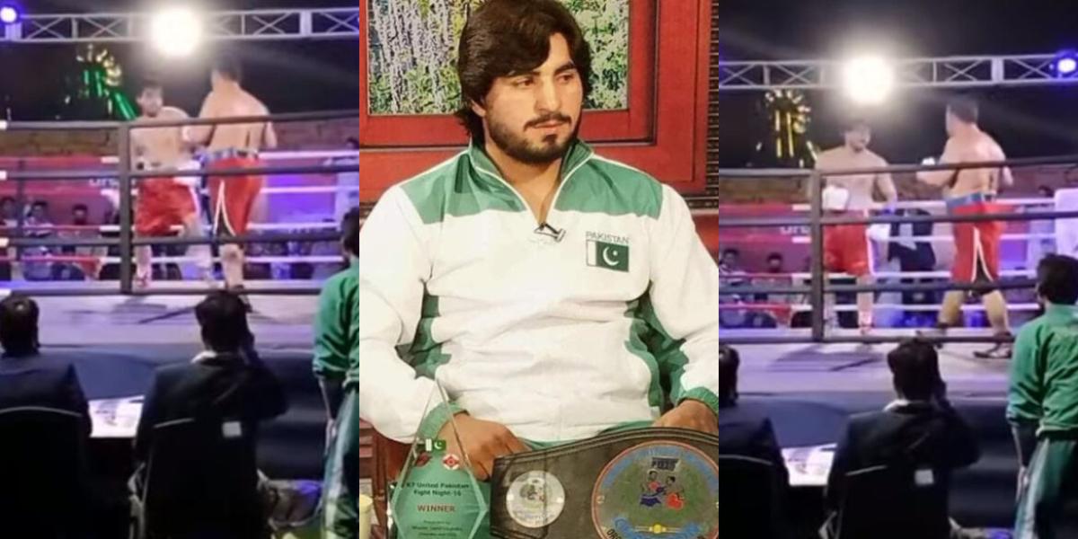 Boxer Aslam Khan