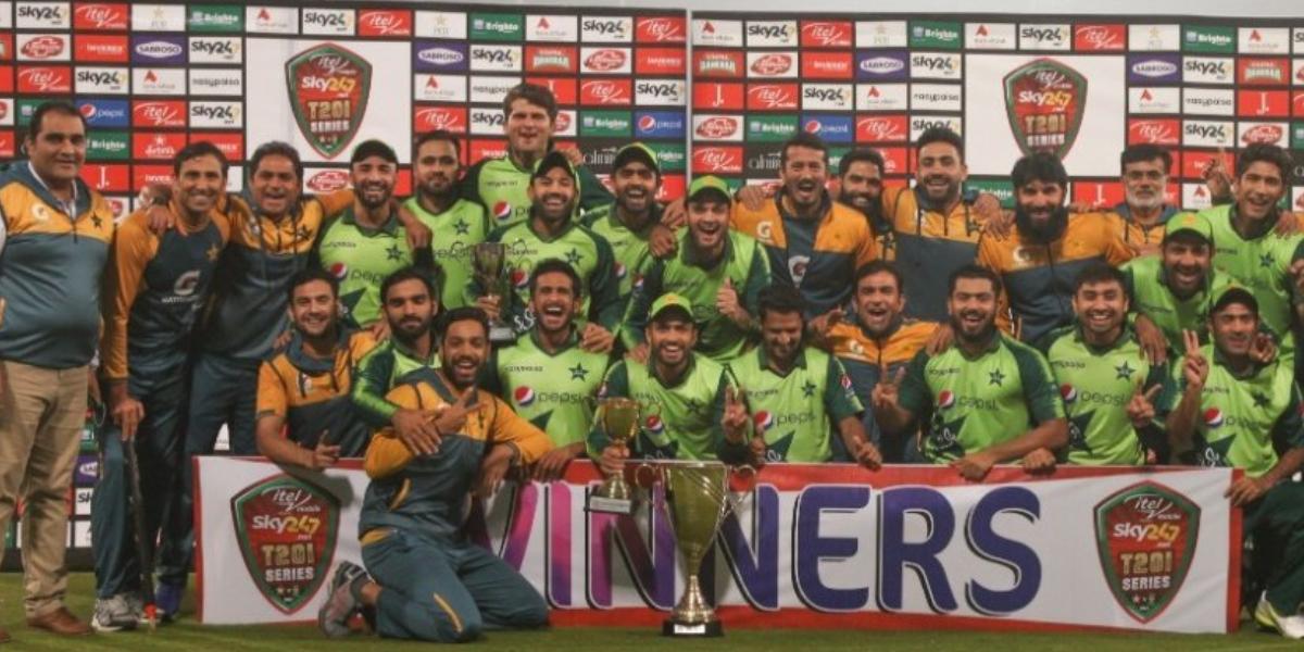 Congratulations Pakistan