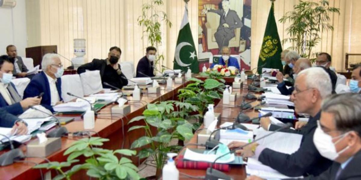 ECC meeting