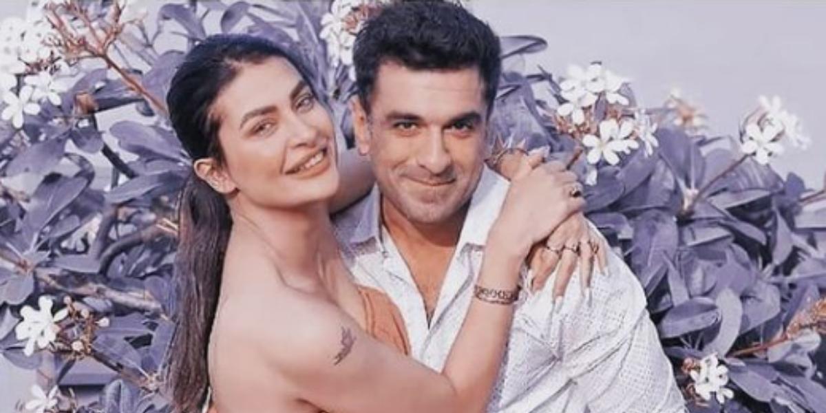 Eijaz Khan and Pavitra Punia