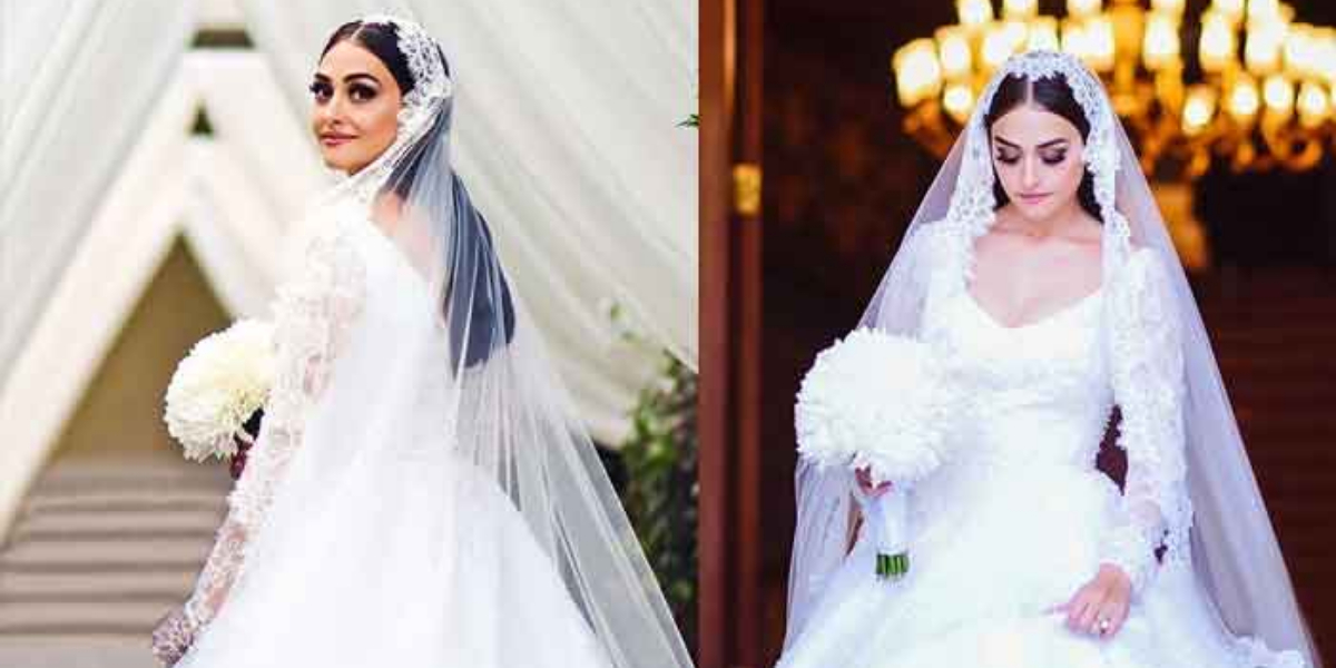 Esra Bilgic wedding