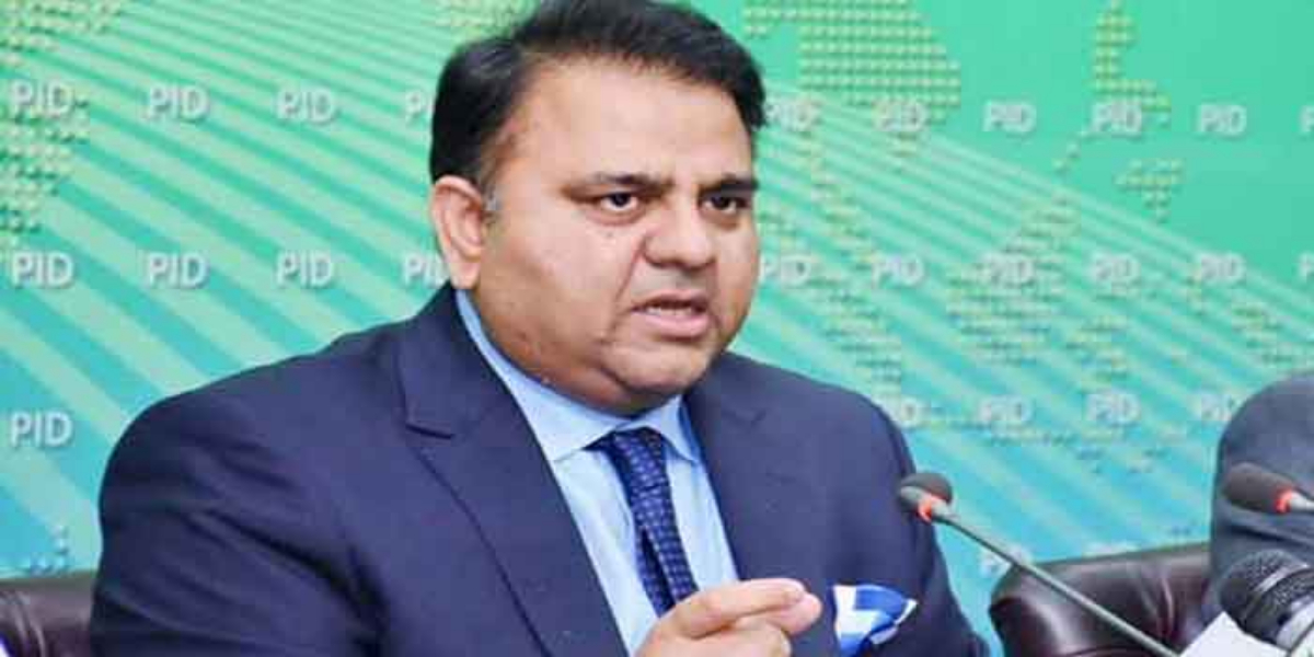 Investigation Confirms Traces Of Explosion In Dassu Incident: Fawad Chaudhry