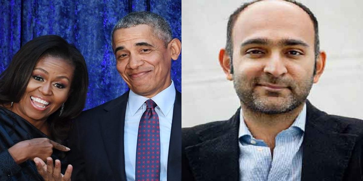 Barack Obama Mohsin Hamid