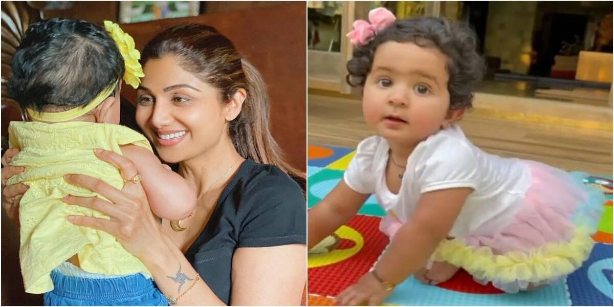 Shilpa Shetty daughter