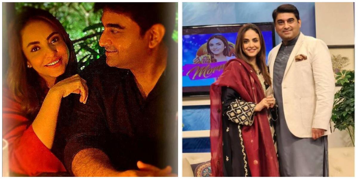 Nadia Khan husband's surprise