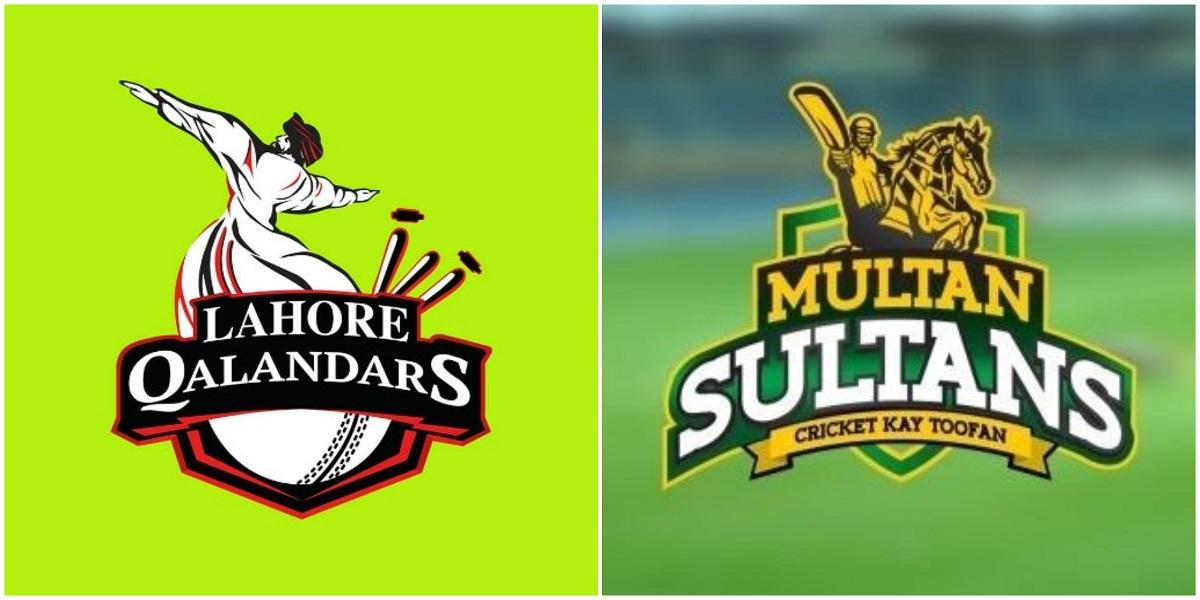 Multan Sultans Lahore Qalandars Live