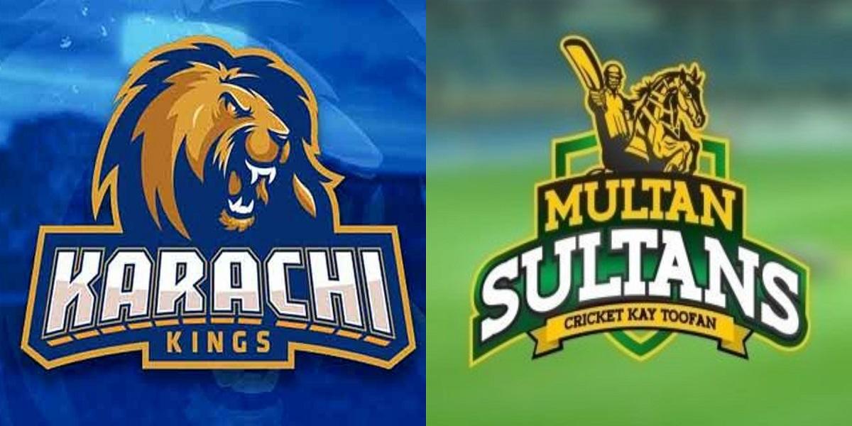 Karachi Kings Multan Sultan PSL 2021