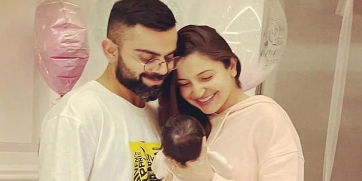 Fans Of Anushka Sharma And Virat Kohli Flocked Bhawna Kohli's Instagram to Reaveal Pictures Of Vamika