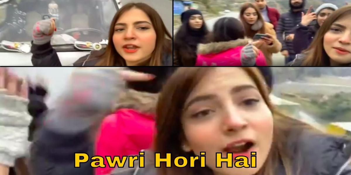 'Yeh Humari Pawri Ho Rahi Hai' memes
