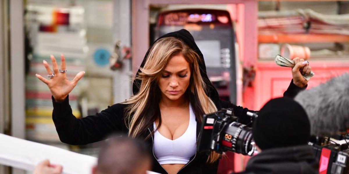 Jennifer Lopez Oscars
