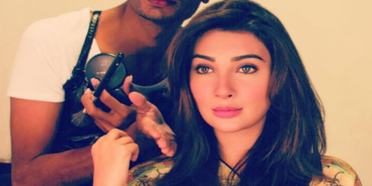 Former Pakistani actress