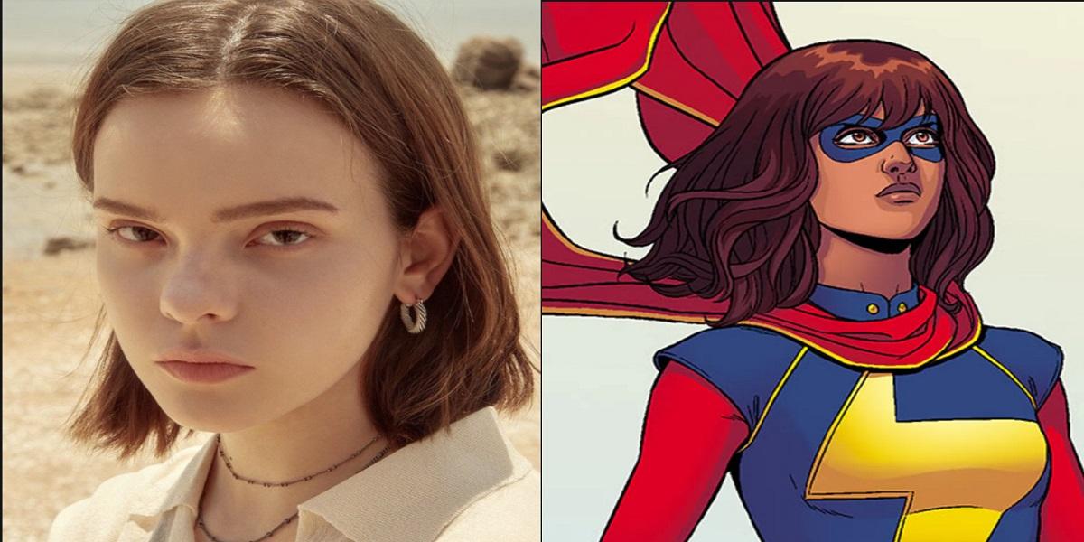 Laurel Marsden to play Zoe Zimmer in Miss Marvel