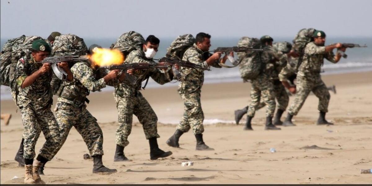 Iran's Revolutionary Guards Commence Drills Near Iraqi Border