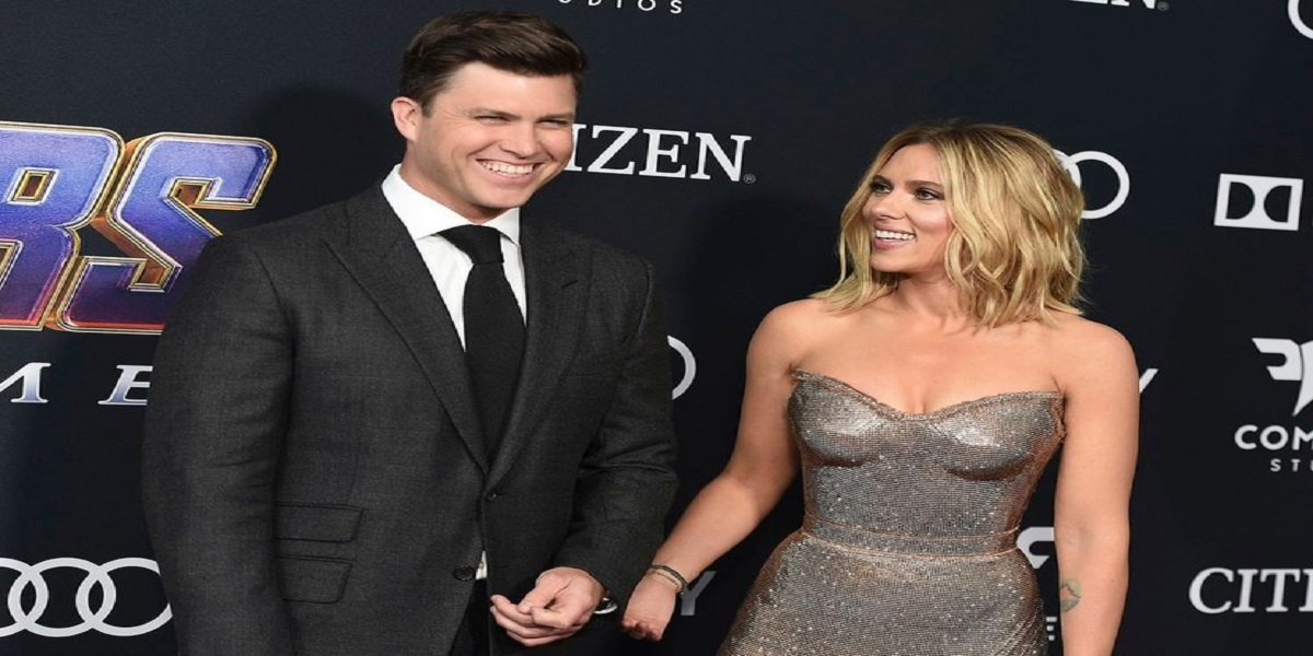 Colin Jost opens up about his marriage with Scarlett Johansson