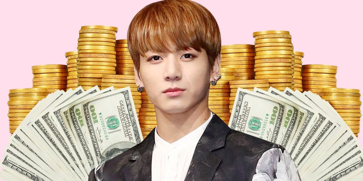 Jungkook net worth