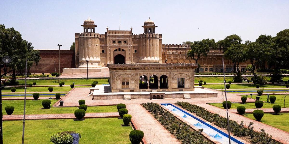 Lahore spots