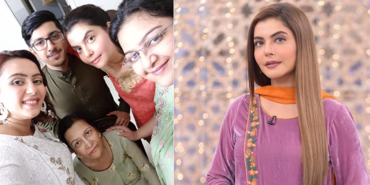 Nida Yasir's Mother